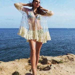 beach dress ibiza fashion 2018